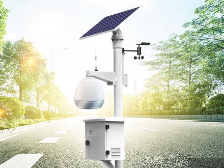网格化大气环境监测微型站