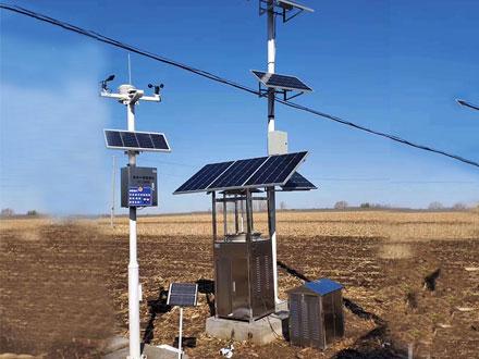 智能农业四情监测系统